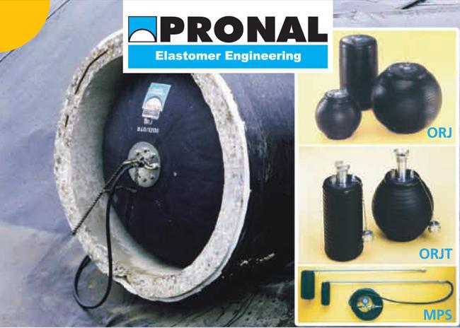 PRONAL充气涨塞VARI PLUG系列